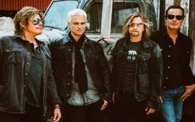 STP With New Singer First Performance Videos