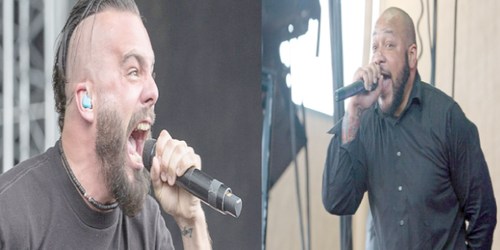 Killswitch Engage Record Track With Howard Jones